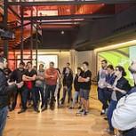 Alumnos del Basque Culinary Center visitan Bodegas Olarra
