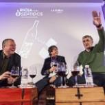 Cata con sentido con Juanma López Iturriaga y Raúl Ruiz