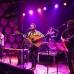 Concierto de Juan Zelada en Bodegas LAN