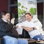 Conversación en torno a la gastronomía. Con Juan Nales y Mikel Zeberio