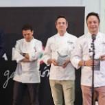 Nombramiento de Embajador y Amigos de La Rioja Gastronómica (Francis Paniego y Hermanos Torres)