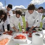 Basque Culinary Center en Pazuengos