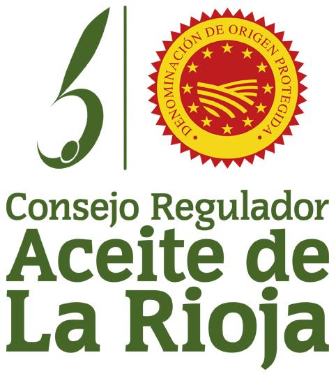 Dop Aceite La Rioja Logo