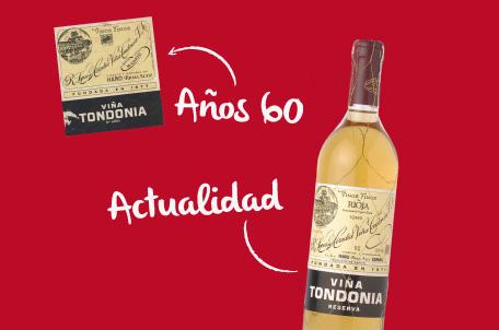 Las etiquetas de La Rioja