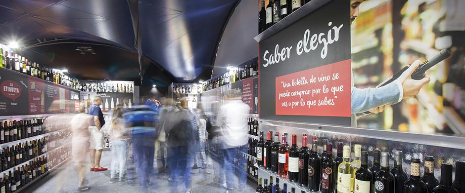 La parafernalia del vino