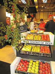La Rioja, en Fruit Attraction 2011