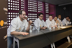 Basque Culinary Center y Cooking Team